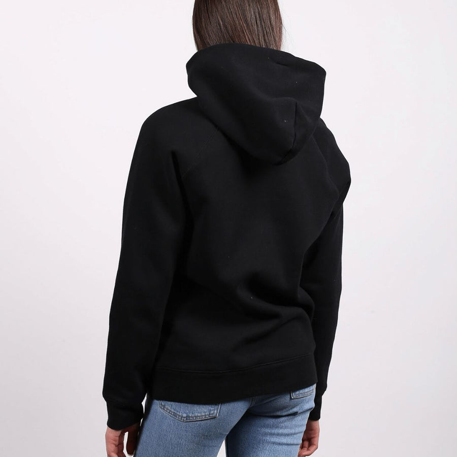 Brunette the Label - Brunette Classic Hoodie - Black Sweatshirt Brunette the Label