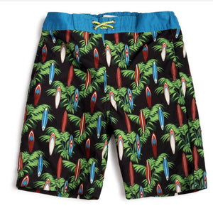 C19ST - Appaman - Boys - Swim Trunks - Malibu Surf Swimwear Appaman