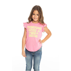 Chaser - Big Sister Love Tee Short Sleeve Shirts Chaser
