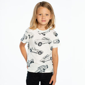 Chaser - Vintage Cars Short Sleeve Shirt Short Sleeve Shirts Chaser