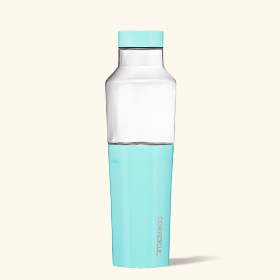 Corkcicle - 20 oz Hyrid Canteen - Turquoise Feeding & Mealtime Corkcicle