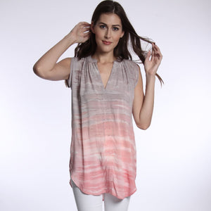 D4271 - River & Sky - Women's Sunny Vibes Tunic - Meadow Tank Top River & Sky
