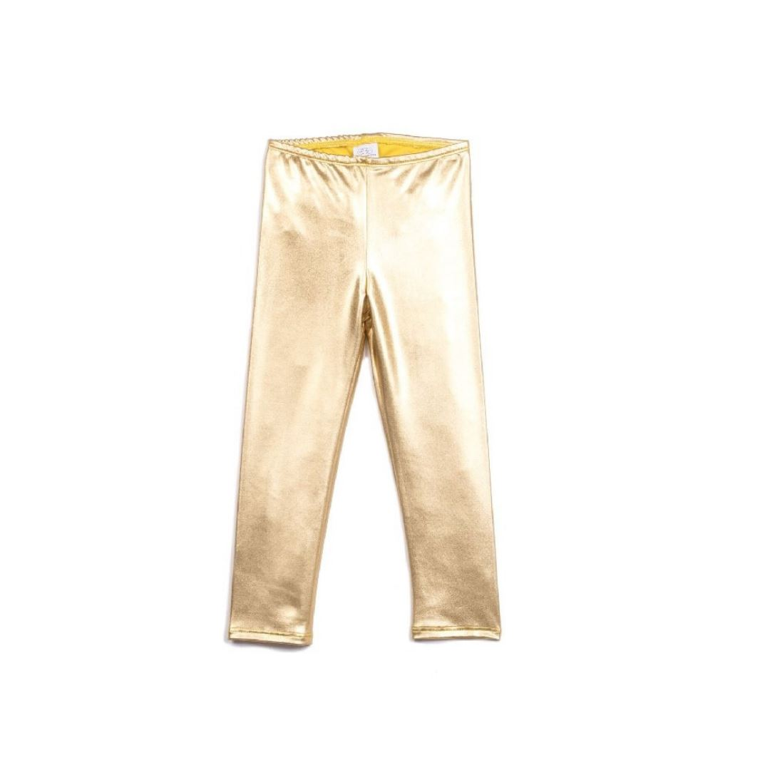 egg - Tiffany Legging- Metallic Gold Leggings egg by Susan Lazar