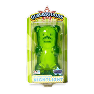 FCTRY - GummyGoods Bear Night Light - Green Toys Fctry