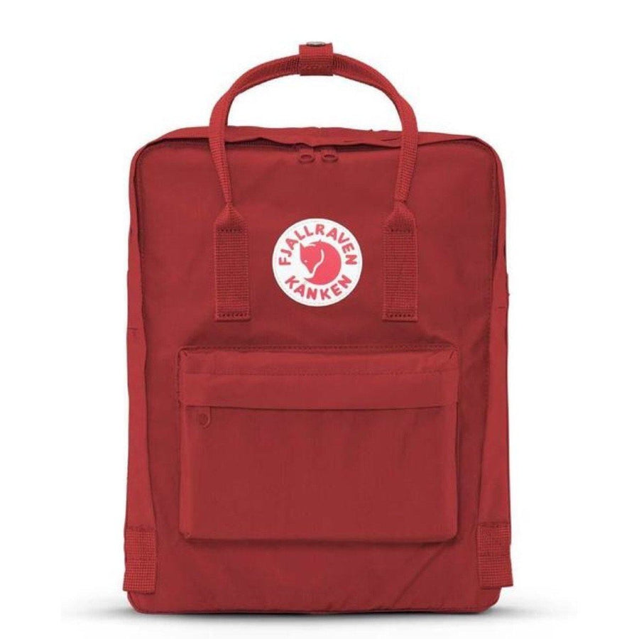 Fjallraven - Kanken 16L Back Pack - Deep Red Backpack Fjallraven