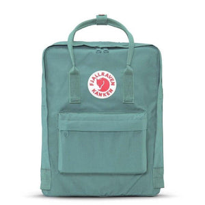 Fjallraven - Kanken 16L Back Pack - Frost Green Backpack Fjallraven