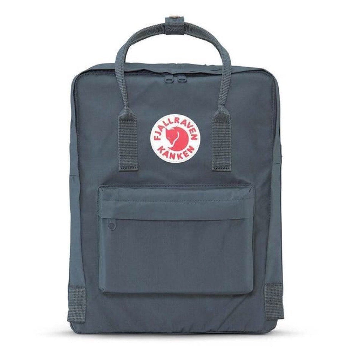 Fjallraven - Kanken 16L Back Pack - Graphite Backpack Fjallraven