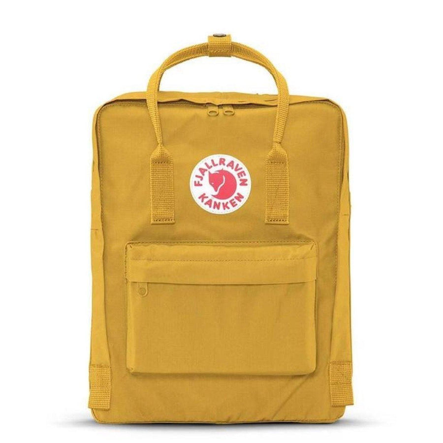 Fjallraven - Kanken 16L Back Pack - Ocre Backpack Fjallraven