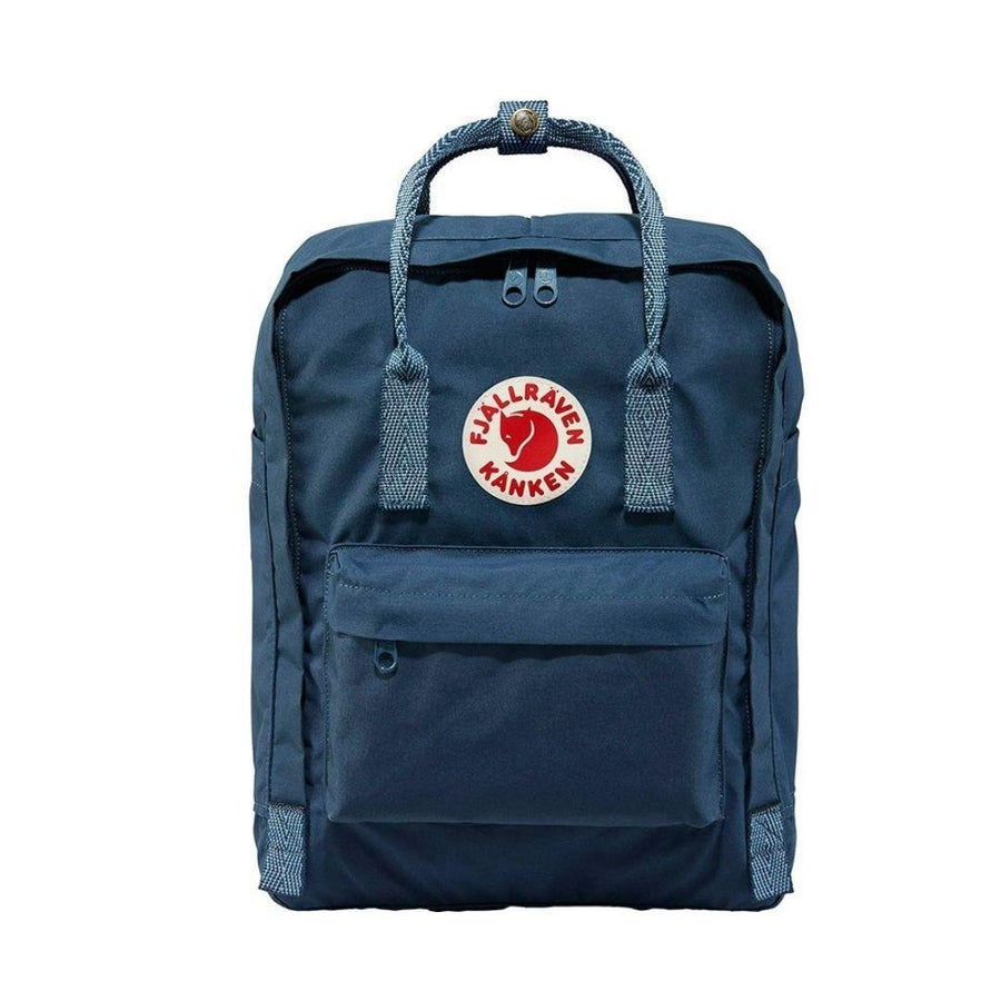 Fjallraven - Kanken 16L Back Pack - Royal Blue / Goose Eye Backpack Fjallraven
