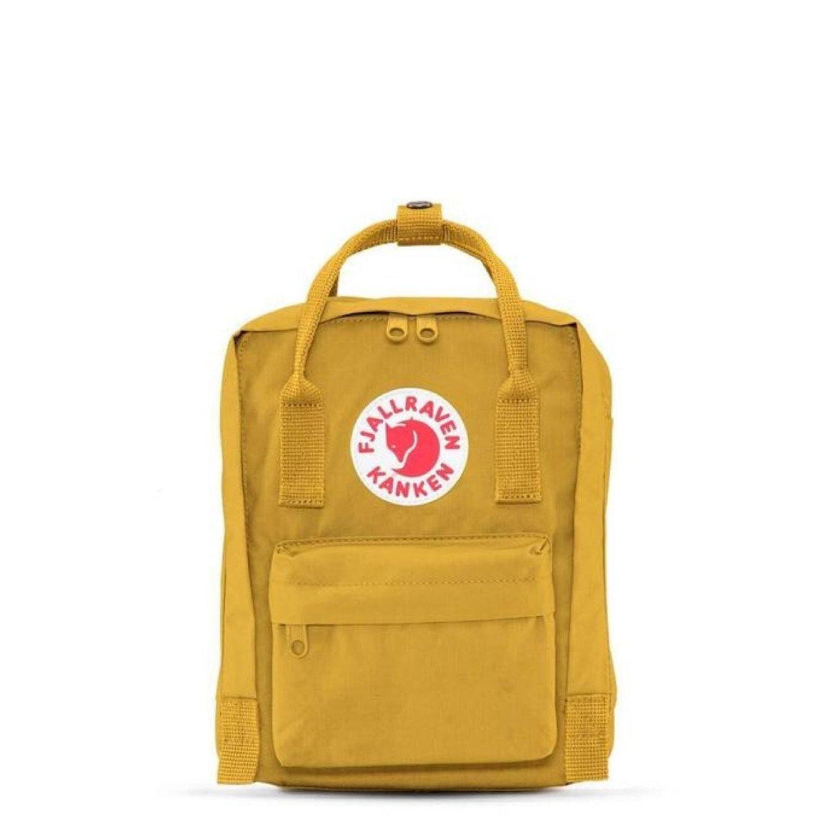 Fjallraven - Kanken Mini 7L Back Pack - Ocre Backpack Fjallraven
