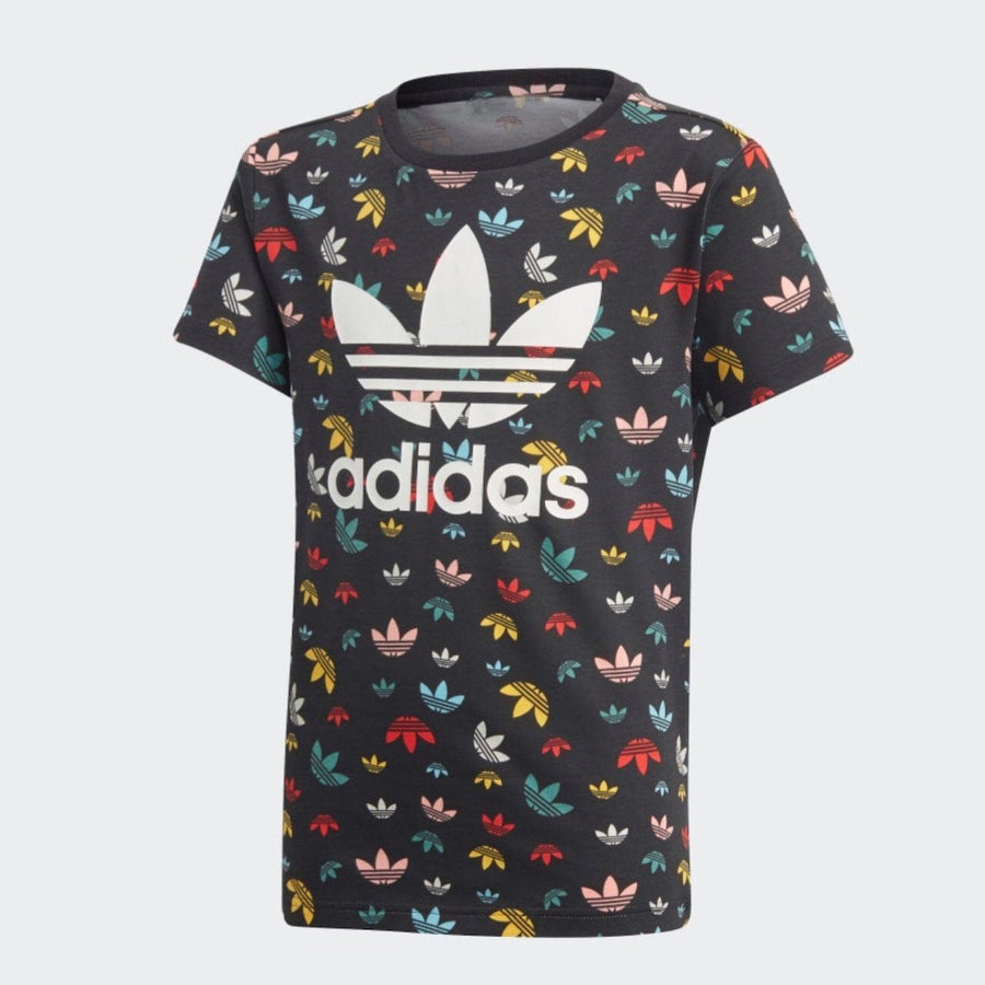 FM4894 Adidas - Junior's Multicolour T Short Sleeve Shirts Adidas