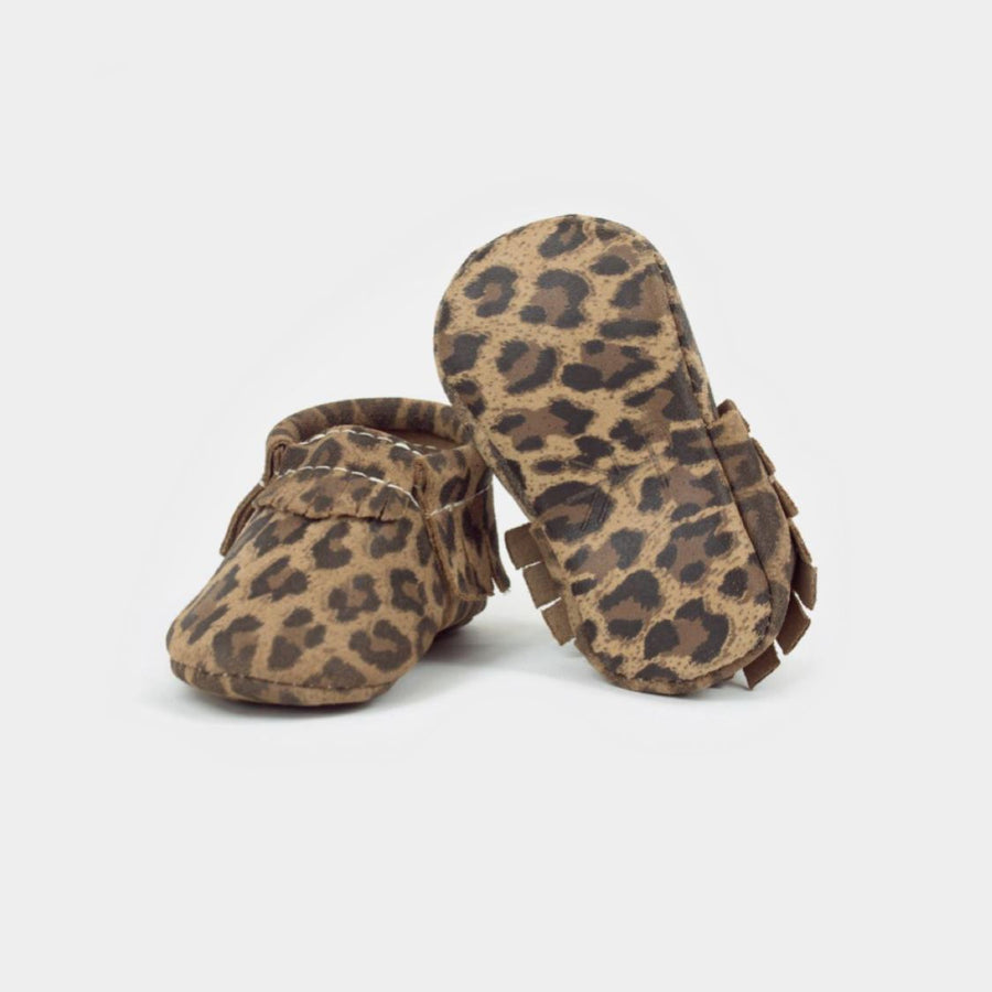 Freshly Picked - Leopard (24-30 Months) footwear Freshly Picked