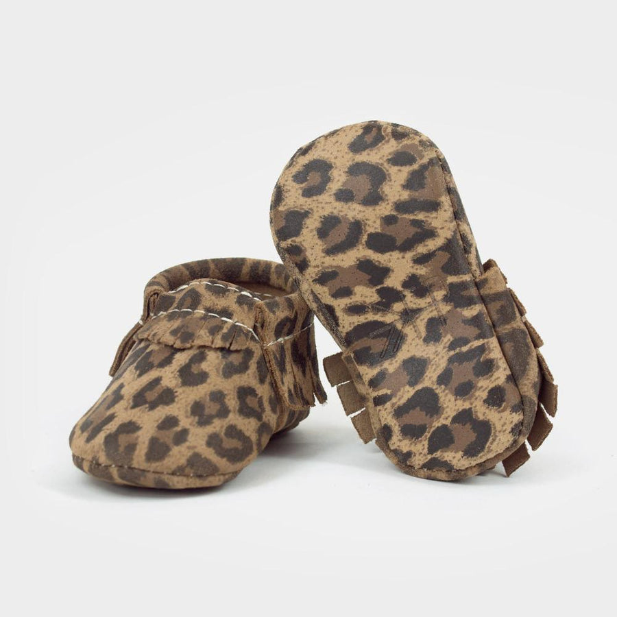 Freshly Picked - Leopard Moccasins footwear Freshly Picked