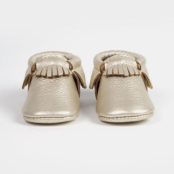 Freshly Picked - Platinum Moccasins footwear Freshly Picked