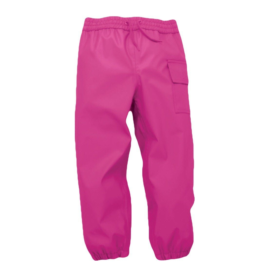 Hatley Classic Fuscia Splash Pants Splash Pants Hatley