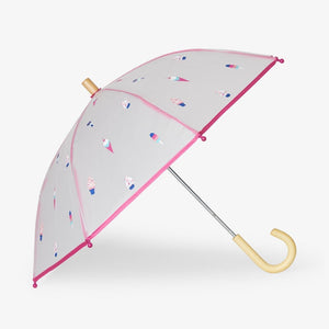 Hatley - Cool Treats Clear Umbrella Umbrella Hatley