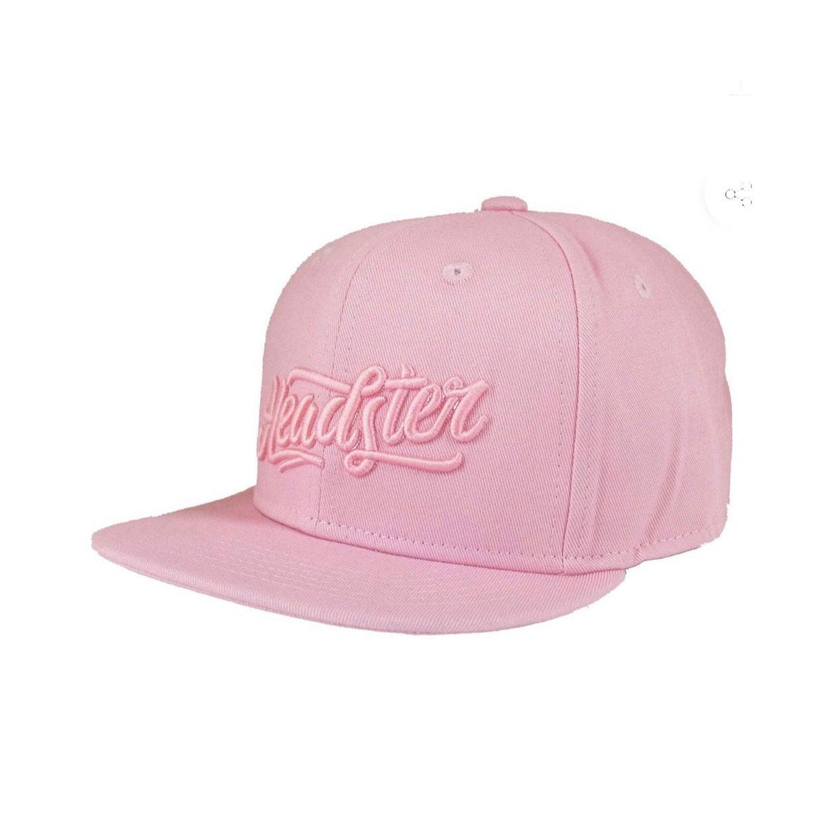 Headster - Everyday Pink Perfection Snapback Hats Headster