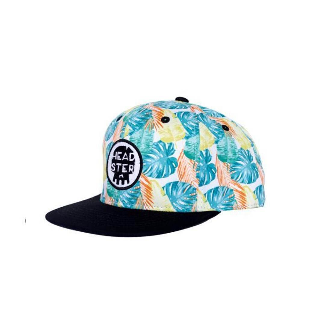 Headster - Palm Life Snapback Hats Headster