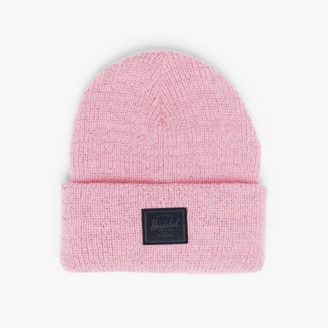 Herschel - Abbott Youth Beanie Hat - Flamingo Pink Hats Herschel