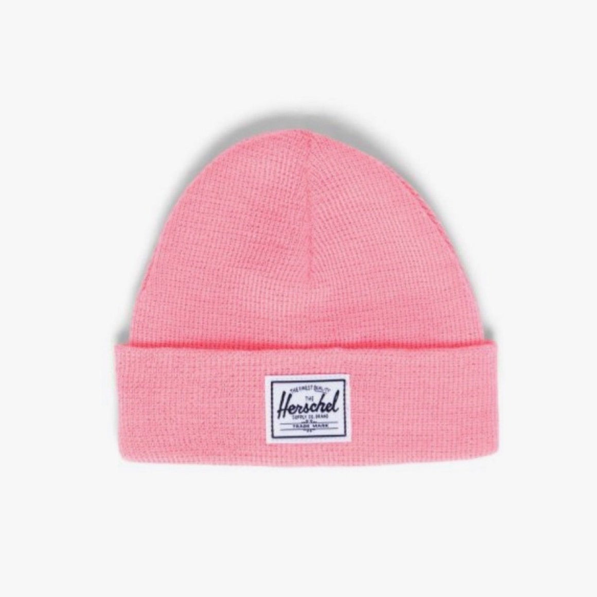 Herschel - Cold Weather Baby Beanie - Flamingo Pink Winter Hat Herschel