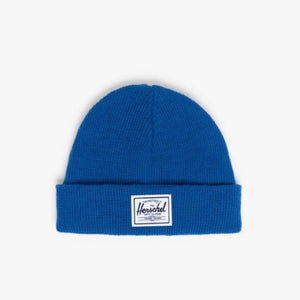 Herschel - Cold Weather Baby Beanie - Monaco Blue Winter Hat Herschel