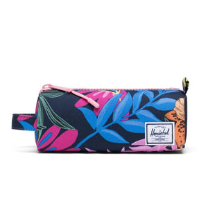 Herschel Settlement Case - Jungle Floral Peacoat Peony Pencil Case Herschel