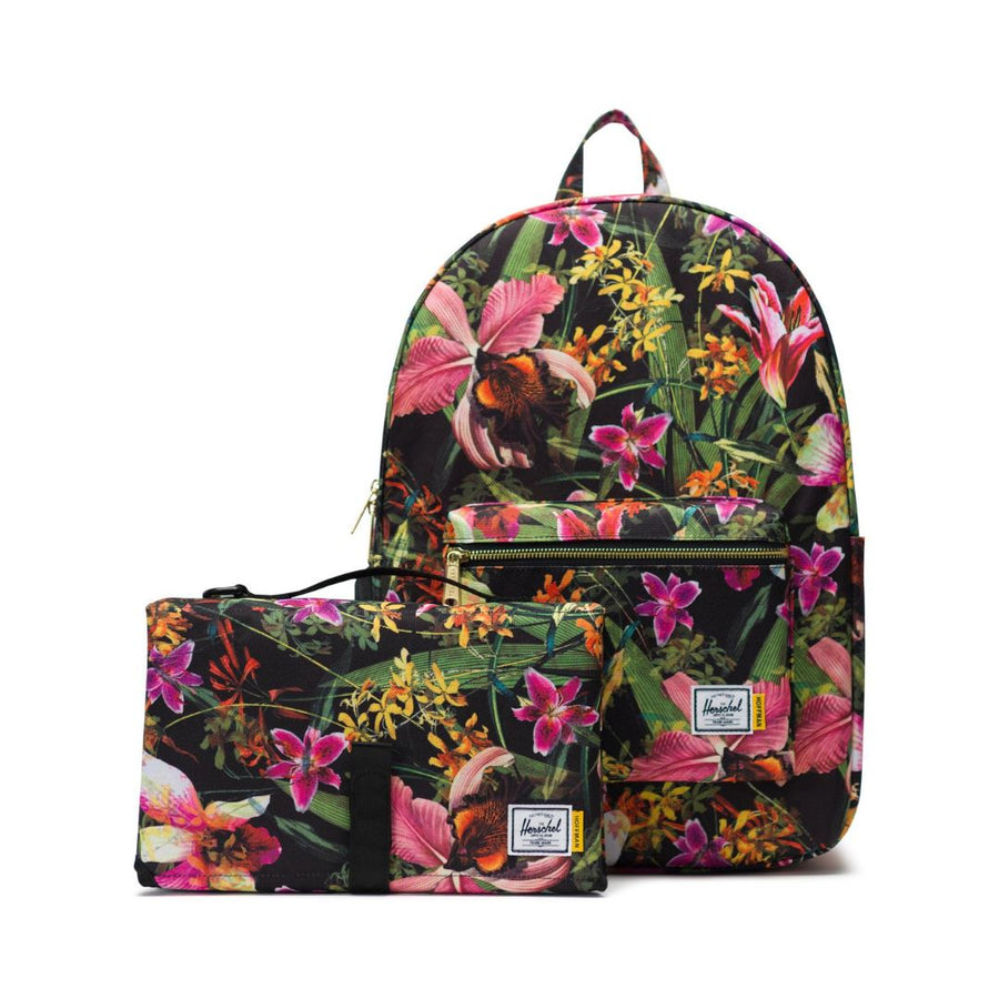 Herschel Settlement Sprout Backpack - Jungle Hoffman Diaper Bag Herschel