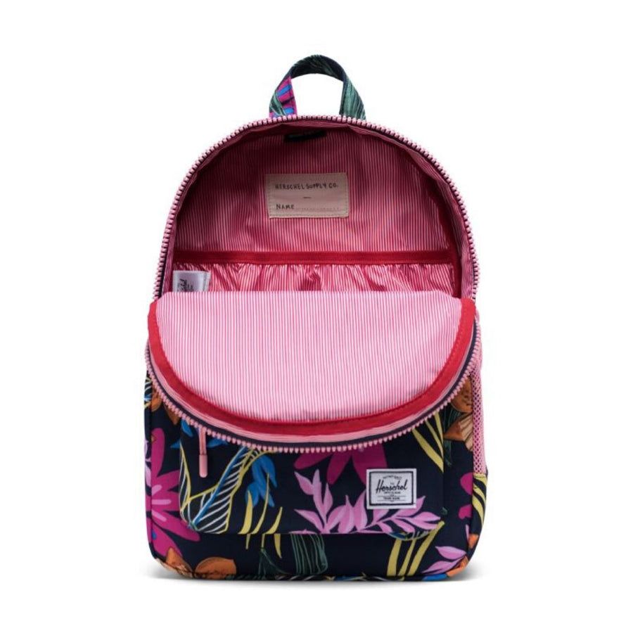 Herschel Youth 16L Backpack - Jungle Floral Peacoat Peony Backpack Herschel