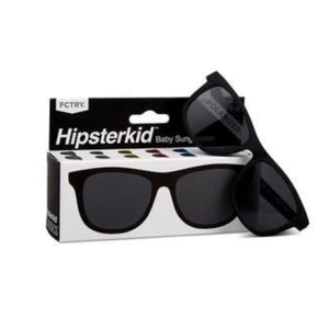 Hipsterkids - Baby/Toddler Opticals - Black Sunglasses Fctry