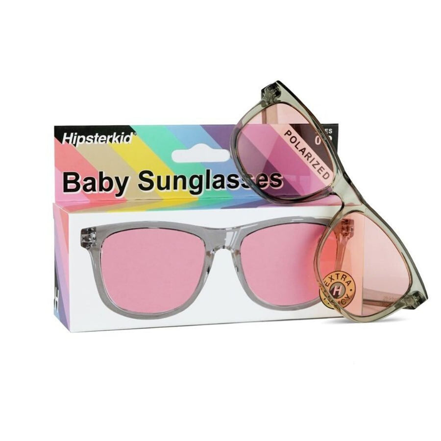 Hipsterkids - Baby/Toddler Opticals - Stone Sunglasses Hipsterkids