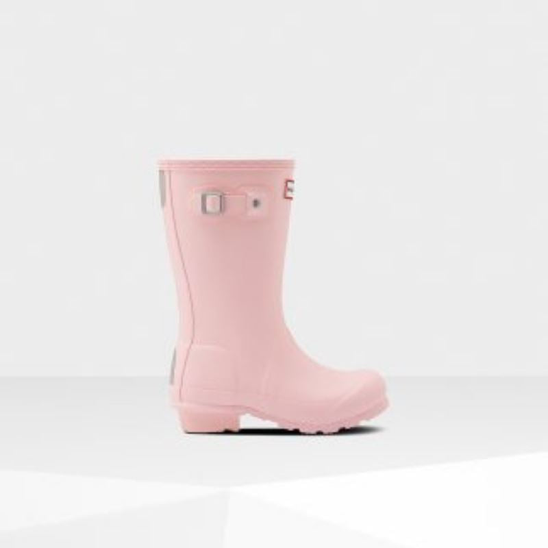 Hunter Original Kids Rain Boots: Candy Floss Rain Boots Hunter