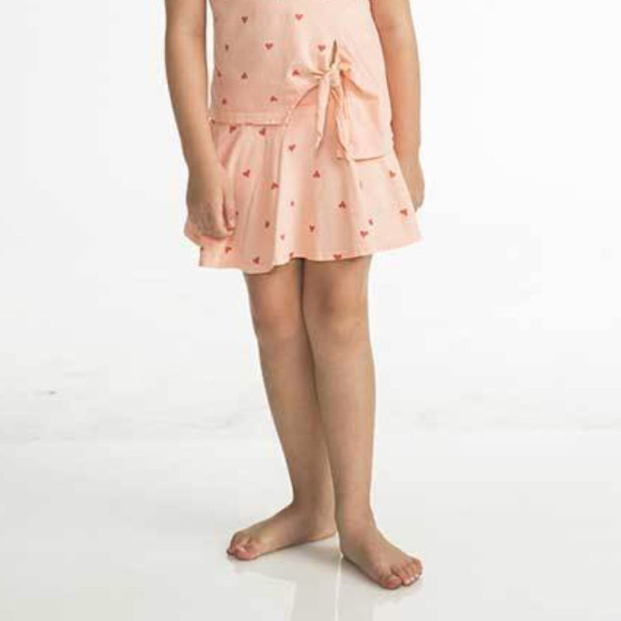 Joah Love - Lipgloss Heart Twirl Skirt with Shorts Shorts Joah Love