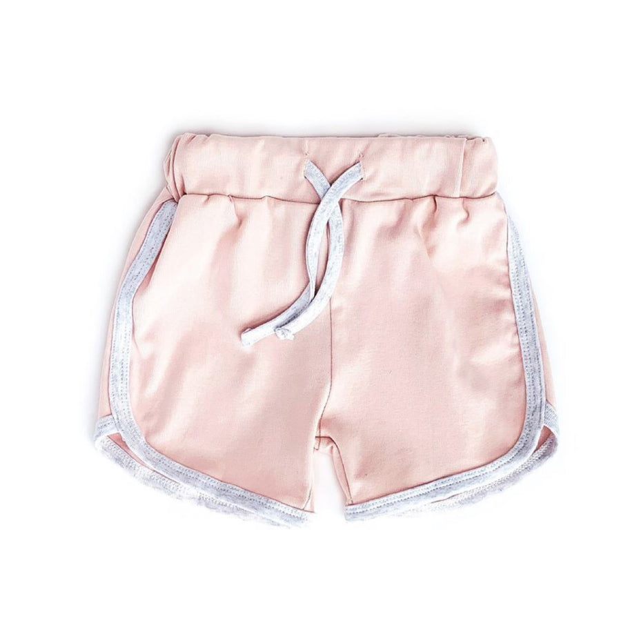 Little Bipsy - Blush Track Shorts Shorts Little Bipsy