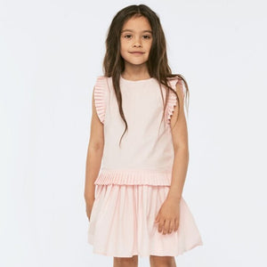 Molo - Cibbe Morning Rose Girls Dress Dress Molo
