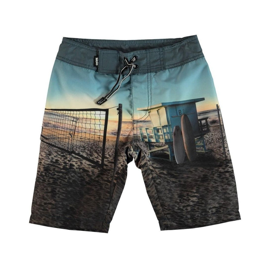 Molo - Nalvaro On The Beach Board Shorts Swimwear Molo