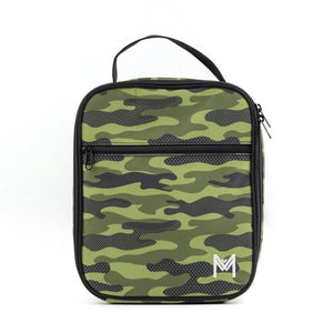 Montiico Insulated Lunch Bag - Camouflage Lunch Box Montiico