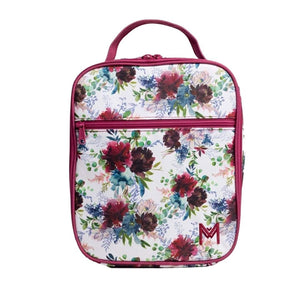 Montiico Insulated Lunch Bag - Floral Lunch Box Montiico