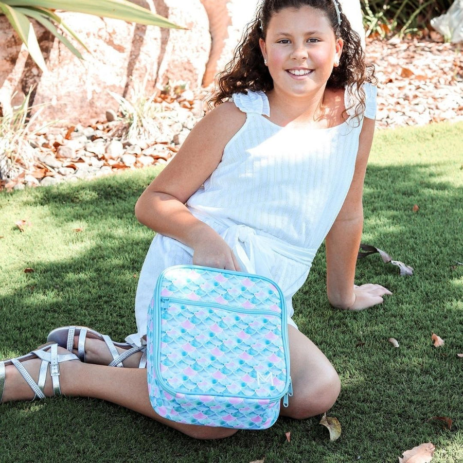 Montiico Insulated Lunch Bag - Mermaid Lunch Box Montiico