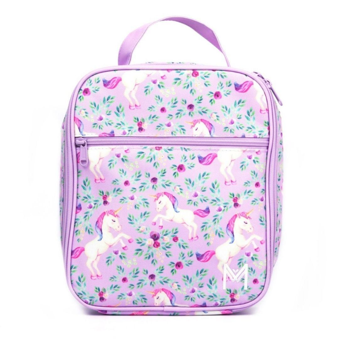 Montiico Insulated Lunch Bag - Unicorn Lunch Box Montiico