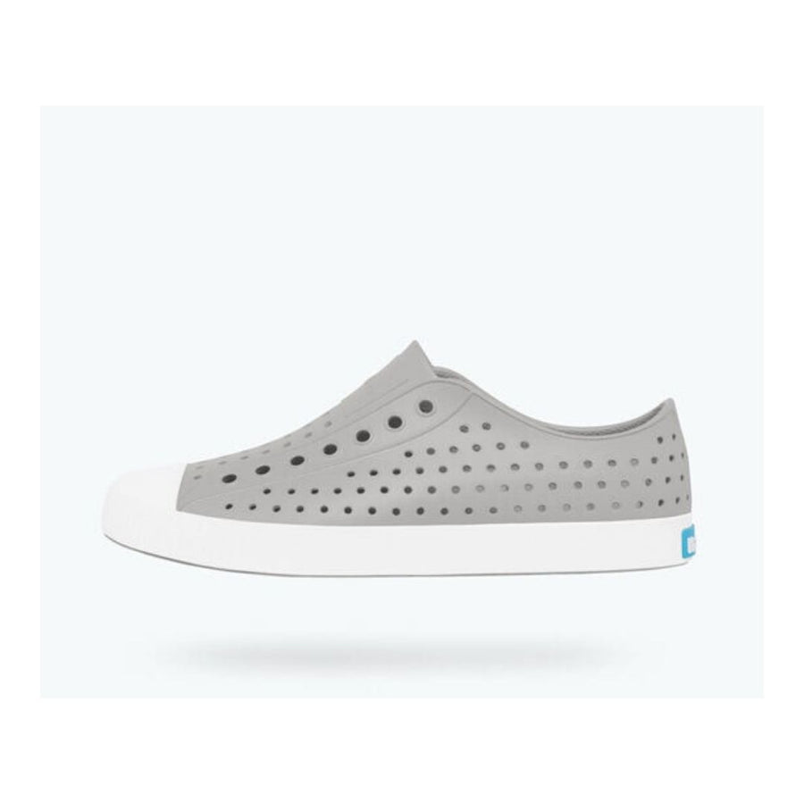 Native - Jefferson Pigeon Grey / Shell White Adult Shoes Footwear Native
