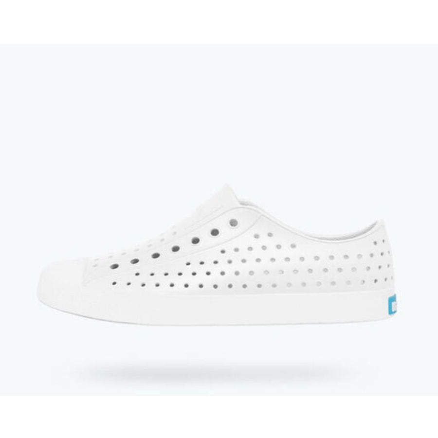 Native - Jefferson Shell White / Shell White Adult Shoes footwear Native