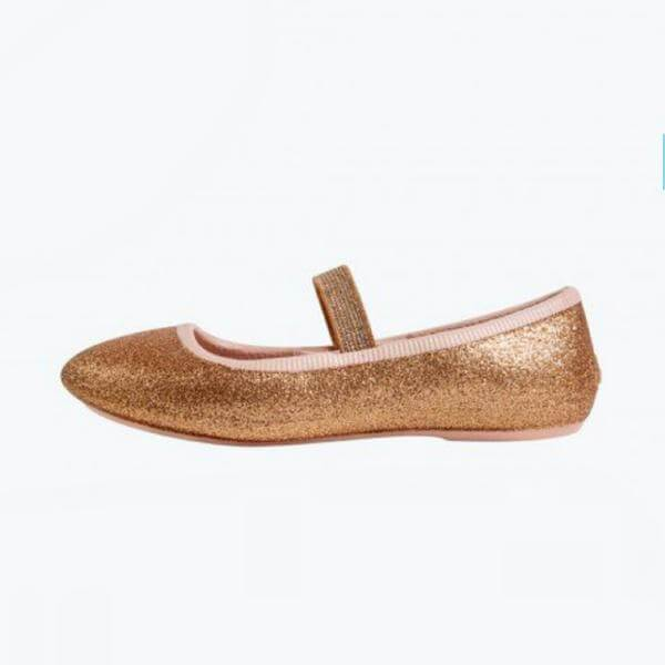 Native - Margot Rose Gold Bling Kids Shoes footwear Native