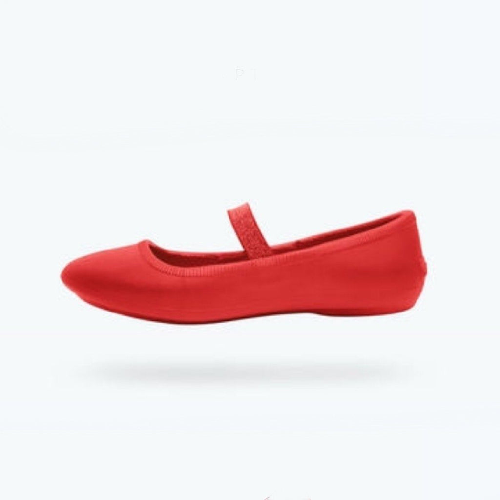 Native - Margot Torch Red Kids Shoes footwear Native