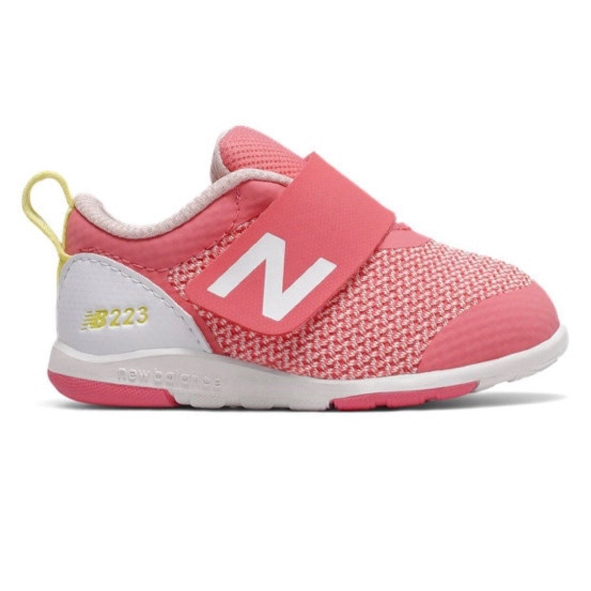 New Balance - IO223PKY Pink Girl's Running Shoes (Toddler 2 - Kids 10) Footwear New Balance Toddler 2