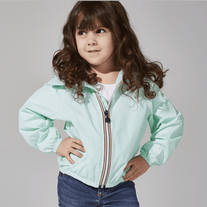 O8 - Mint Kids Packable Jacket Outerwear O8