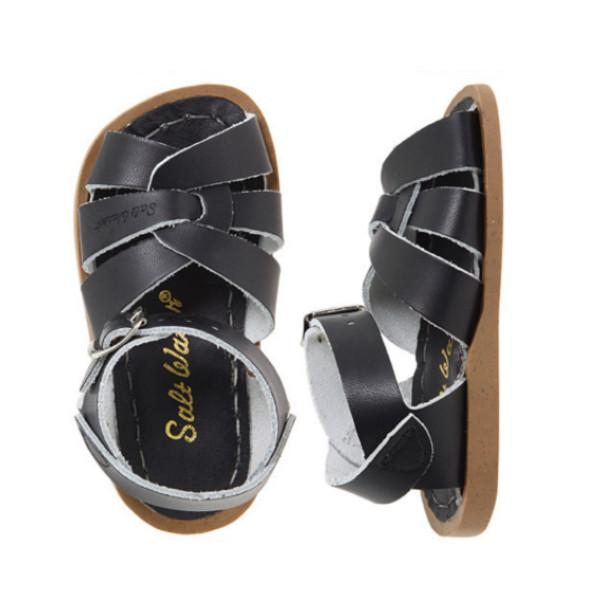 Original Salt Water Sandals - Black Sandals Salt Water Sandals