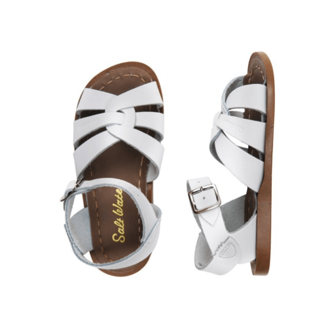 Original Salt Water Sandals - White Sandals Salt Water Sandals