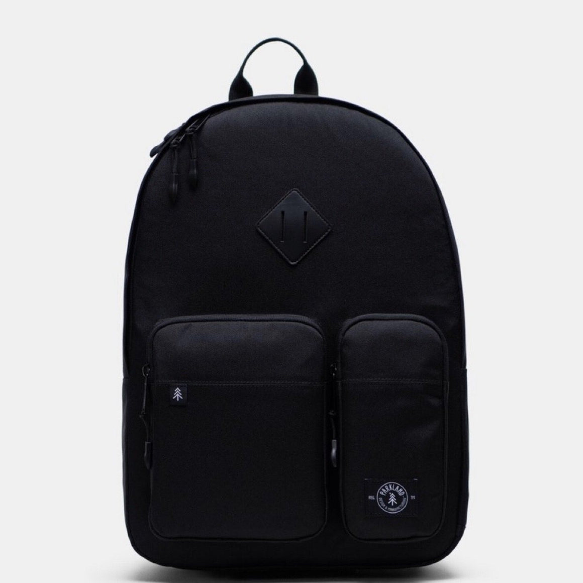 Parkland Academy 28L Backpack - Black Backpack Parkland