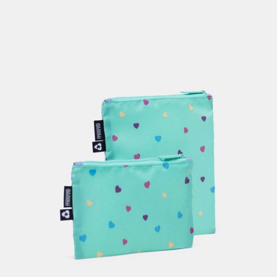 Parkland - Kids Snack Bag Duo - Candy Hearts Lunch Box Parkland