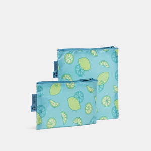 Parkland - Kids Snack Bag Duo - Lime Lunch Box Parkland